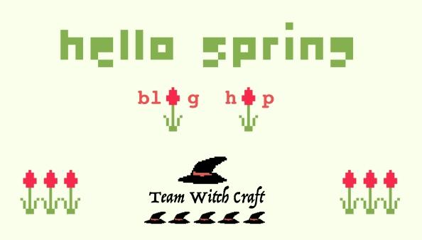 Blog Hop – HelloSpring!