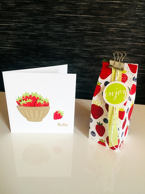 Die Erdbeer-Saison hatbegonnen!